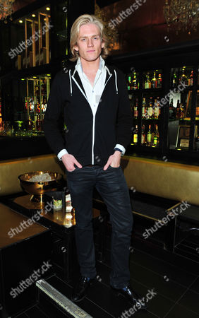 Richard Dinan arrives at Johnnie Walker Gold Label Reserve Launch at Whisky Mist on in London