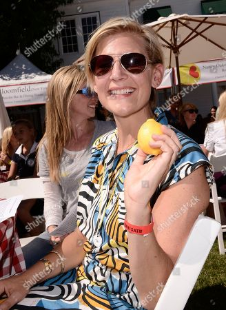 HBO President Sue Naegle attends the L.A. Loves Alex's Lemonade culinary event at Culver Studios on in Culver City, Calif