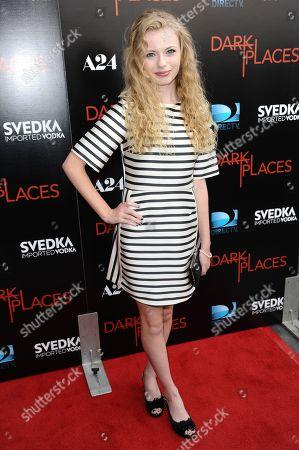"""Editorial image of LA Premiere of """"Dark Places"""", Los Angeles, USA"""