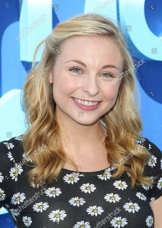 "Shelby Wulfert seen at the LA Premiere of ""Dolphin Tale 2"" on at Regency Village Theater in Los Angeles, California"