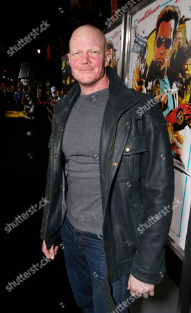 """Derek Mears attends the LA premiere of """"The Last Stand"""" at Grauman's Chinese Theatre, in Los Angeles"""