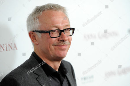 """Paul Webster, producer of """"Anna Karenina,"""" poses at the premiere of the film at The Arclight Hollywood, in Los Angeles"""