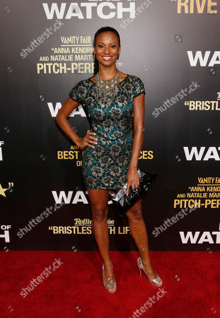 Editorial image of LA Premiere of End of Watch, Los Angeles, USA