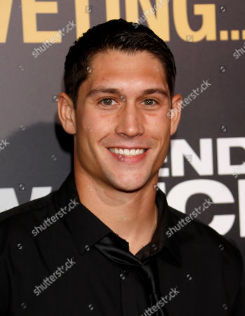Editorial picture of LA Premiere of End of Watch, Los Angeles, USA