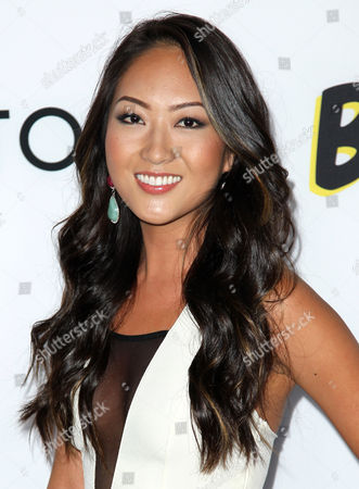 """Brenda Koo arrives at the LA premiere of """"The Bling Ring"""" at the Director's Guild of America on in Los Angeles"""