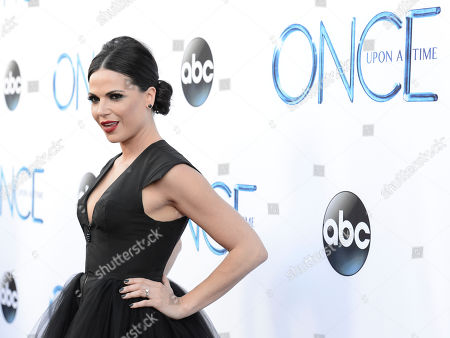 """Editorial picture of LA Special Screening For Season Four Of """"Once Upon A Time"""", Los Angeles, USA"""