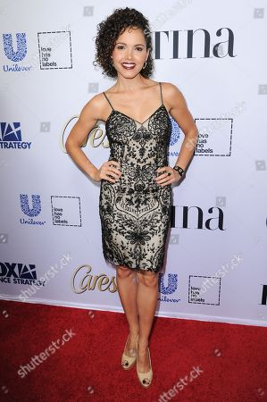 "Stock Picture of Susie Castillo arrives at Latina Magazine's ""Hot List"" party, at the London Hotel in West Hollywood, Calif"