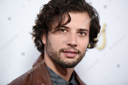 """Actor Rafael de La Fuente arrives at Latina Magazine's """"Hot List"""" party, at the London Hotel in West Hollywood, Calif"""