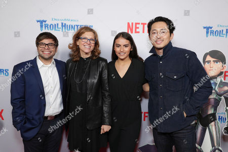 """Editorial picture of Netflix Special Screening of DreamWorks """"Trollhunters"""", Los Angeles, USA"""