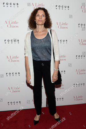 """Editorial photo of NY Premiere Of """"A Little Chaos"""", New York, USA"""