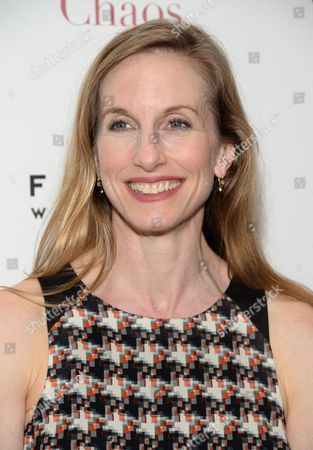 """Wendy Whelan attends the premiere of """"A Little Chaos"""" at the Museum of Modern Art, in New York"""