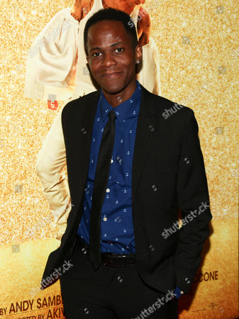 """Edgar Blackmon attends the premiere of """"Popstar: Never Stop Never Stopping"""" at AMC Loews Lincoln Square, in New York"""