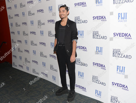 """Actor Mark Indelicato attends a special screening of """"White Bird In A Blizzard"""" at the Landmark Sunshine Theater, in New York"""
