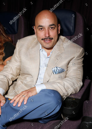 "Lupillo Rivera attends Pantelion's ""Filly Brown"" Los Angeles Premiere Hosted by the Rivera Family at the Regal LA Live Stadium on in Los Angeles"