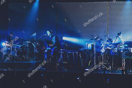 SBTRKT Live Performance at House of Blues, Las Vegas, in Las Vegas