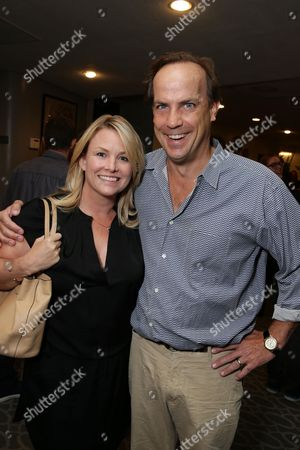 """Jennifer Farley and John Farley seen at Shadow Machine's """"Hell and Back"""" Special Screening, in Los Angeles, CA"""
