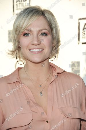 Stacey Tookey attends The Big Easy Juke Joint Party at Bugatta Restaurant, in Los Angeles