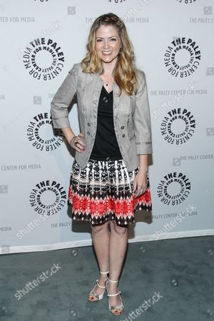 """Editorial photo of The Paley Center For Media Presents The Wait Is Over """"Castle"""" is Back, Beverly Hills, USA"""