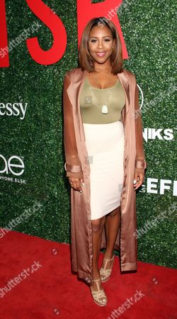 """Editorial image of The Shade Room's """"Shades of Eden"""" 1st Anniversary Celebration, Los Angeles, USA"""