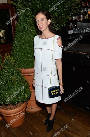 Stock Photo of Chiara Clemente attends Through Her Lens: The Tribeca Chanel Women's Filmmaker Program Inaugural Luncheon at Locanda Verde, in New York