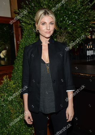 Anna Martemucci attends Through Her Lens: The Tribeca Chanel Women's Filmmaker Program Inaugural Luncheon at Locanda Verde, in New York