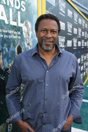 Director Thomas Carter seen at The World Premiere of Tri Star Pictures' 'When The Game Stands Tall' at ArcLight Cinemas Hollywood, in Los Angeles