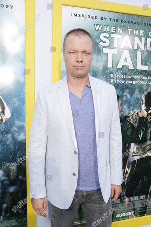 Stock Photo of Terry Dale Parks seen at The World Premiere of Tri Star Pictures' 'When The Game Stands Tall' at ArcLight Cinemas Hollywood, in Los Angeles