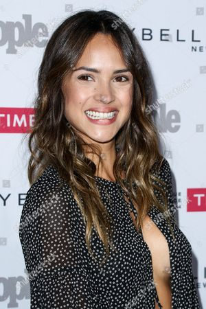 """Shani Atias attends the Third Annual People Magazine """"Ones To Watch"""" Party held at Ysabel, in West Hollywood, Calif"""