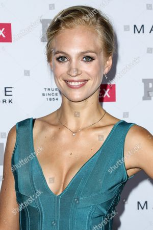 """Julie Engelbrecht attends the Third Annual People Magazine """"Ones To Watch"""" Party held at Ysabel, in West Hollywood, Calif"""