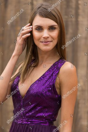 """Model Marilia Moreno arrives at the world premiere of """"Free Birds"""" at the Westwood Village Theatre on in Los Angeles"""
