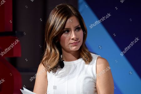 Rebecca Jarvis (Chief Business, Technology and Economics Correspondent at ABC News and Creator 'No Limits with Rebecca Jarvis' Podcast)