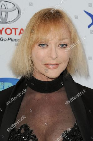 """Stock Image of Sybil Danning arrives at """"Keep It Clean"""" Live Comedy Benefit held at Avalon Hollywood, in Los Angeles"""