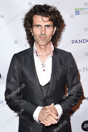 Stephan Moccio attends the 12th Annual Songs of Hope Celebrity Event, in Los Angeles