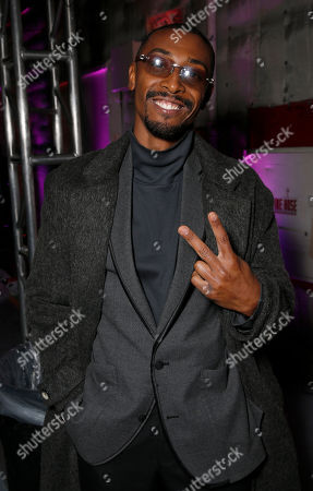 Darris Love attends the 16th Annual Friends N Family Pre-Grammy Party on Friday, February, 8, 2013 in Los Angeles
