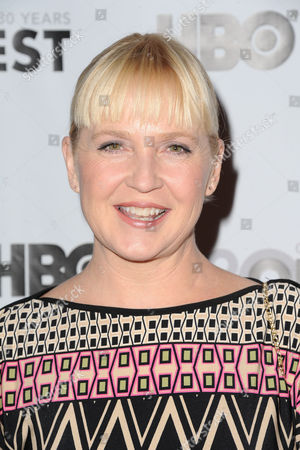 """Carolyn Lawrence arrives at the Outfest Opening Night Gala of """"Vito"""" on in Los Angeles"""