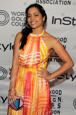 Stock Photo of Actress Shahana Goswami arrives at the 13th Annual InStyle and Hollywood Foreign Press Association Toronto International Film Festival Party, in Toronto