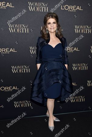 Karen Fondu, L'Oreal Paris president, attends the 2016 L'Oreal Women of Worth Awards at The Pierre Hotel, in New York