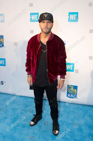 Editorial picture of 2016 WE Day - Arrivals, Toronto, USA