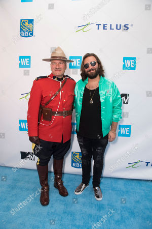 Editorial photo of 2016 WE Day - Arrivals, Toronto, USA