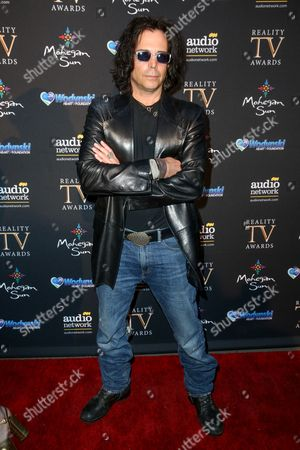 Richard Grieco arrives at the 3rd Annual Reality TV Awards at the Avalon Hollywood, in Los Angeles