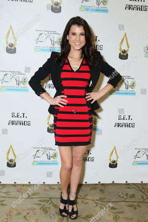 Dana Workman at the 3rd Annual Set Awards ceremony at The Beverly Hills Hotel on in Beverly Hills, Calif