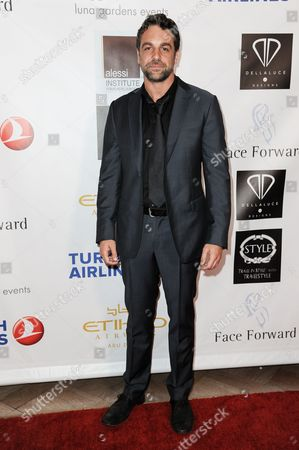 Chris McKenna arrives at the 5th Annual Face Forward Gala held at the the Millennium Biltmore Hotel on Saturday, Sept.13, 2014, in Los Angeles