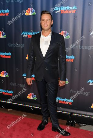 Editorial picture of America's Got Talent Pre-Show Arrivals, New York, USA