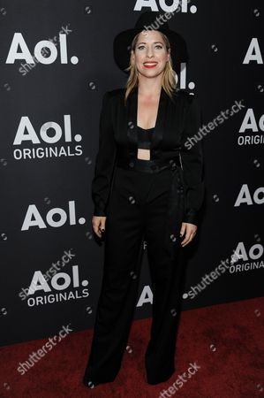 Editorial picture of AOL's Fall Programming Premiere Event, West Hollywood, USA