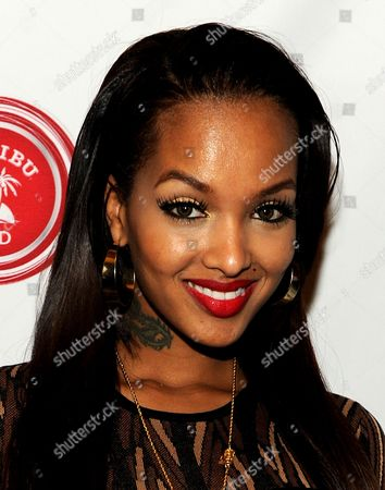 Lola Monroe attends ASCAP'S 5th Annual Women Behind the Music Series to Celebrate Contributions of Women in the Music Industry, at Bardot, in Hollywood, Calif
