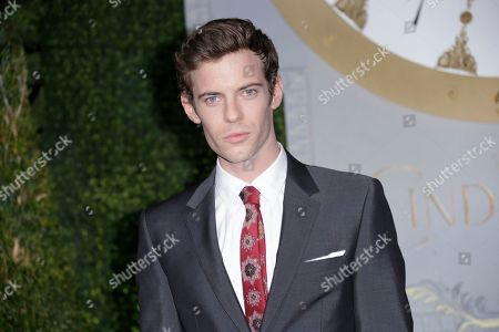 Luke Treadway poses for photographers upon arrival at the premiere of the film Cinderella in London, Thursday, 19 March, 2015