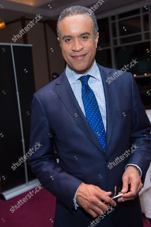 News anchor Maurice DuBois attends the Careers Through Culinary Arts Program (C-CAP) Honors Award annual benefit at Pier Sixty, in New York