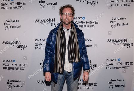"""Jayson Warner Smith attends the """"Mississippi Grind"""" cast party hosted by Chase Sapphire Preferred during the Sundance Film Festival on in Park City, Utah"""
