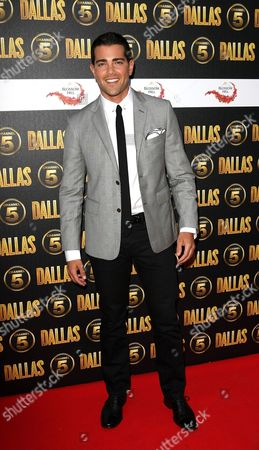 Stock Picture of Jesse Metcalf is seen at a photocall ahead of the UK broadcast of Dallas on in London, UK