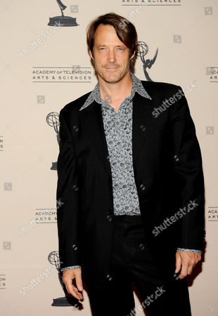 """LOS ANGELES CA - JUNE 14: Actor Matthew Ashford arrives at the """"Daytime Emmy Nominee Reception Presented by the Academy of Television Arts & Sciences' Daytime Programming Peer Group"""" in the Garden Room & Terrace at the SLS Hotel at Beverly Hills on in Los Angeles, California. The 39th Daytime Entertainment Emmy Awards, presented by the National Academy, will take place on June 23, 2012 at The Beverly Hills Hotel"""